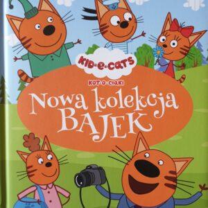 Zdjęcia przedstawiają książeczki dla dzieci