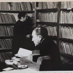 historyczne zdjecia z biblioteki ustro ńskiej