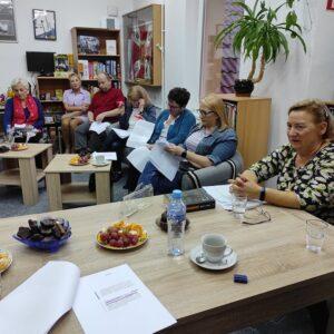 Spotkanie literacki